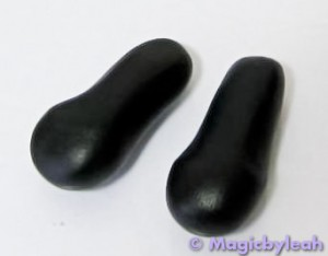 Polymer Clay Dutch Bunny legs