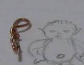 Mothers Day micro fairy sketch and armature