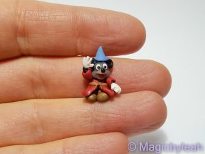 tiny Mickey Mouse complete
