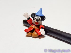 Micro Mickey Mouse – A Lesson in Imperfection